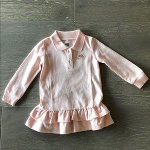 Nike toddler pink dress